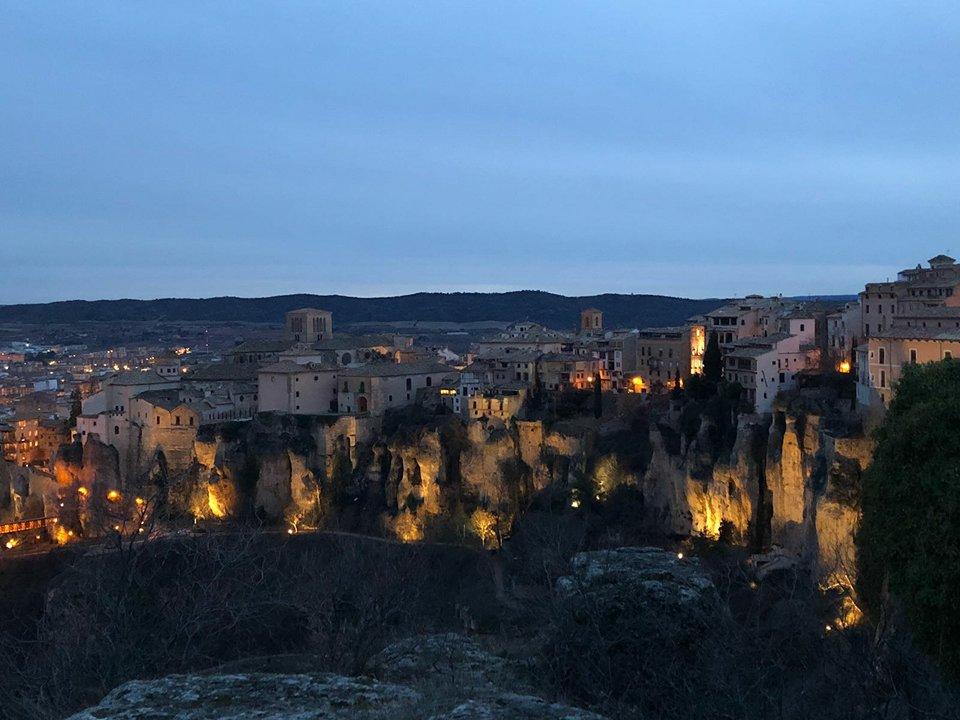 Cuenca Hiszpania